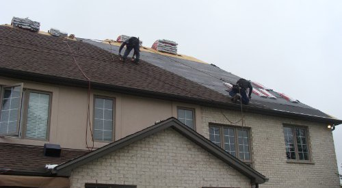 Roof replacement London ontario